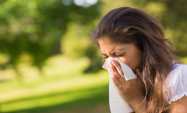 5 Herbs That Help To Fight Respiratory Allergies
