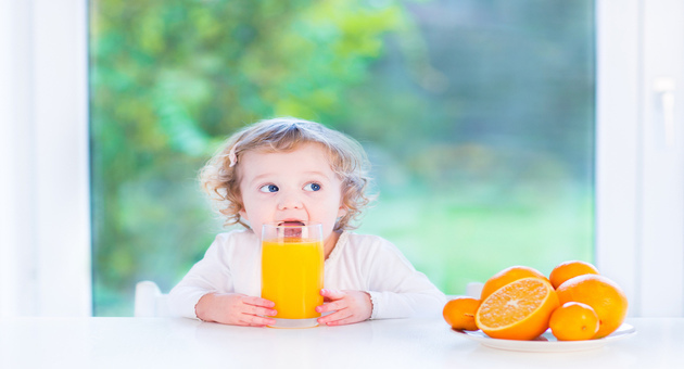 Avoid Giving Fruit Juice To Your Toddler During Their First Year, Study Suggests