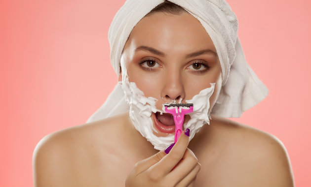 Causes Of Excessive Facial Hair In  Women