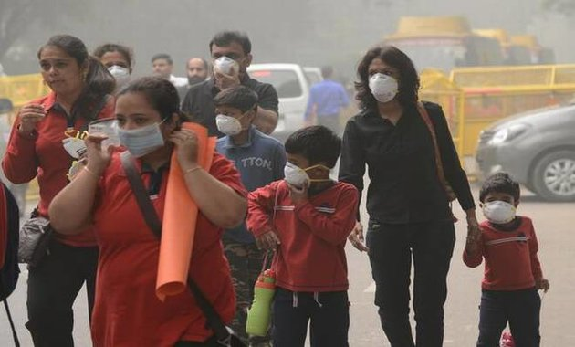 Are You Using The Right Anti-Pollution Mask?