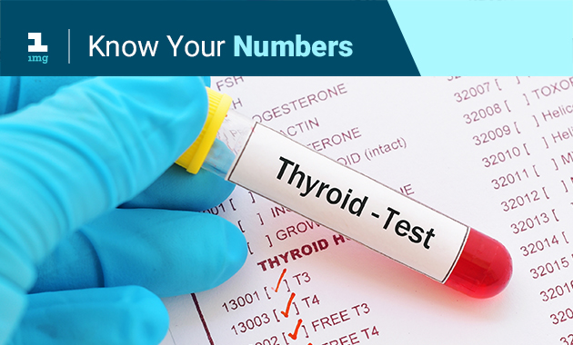 thyroid numbers