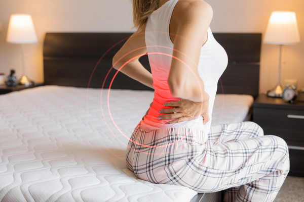 lower back pain home remedies