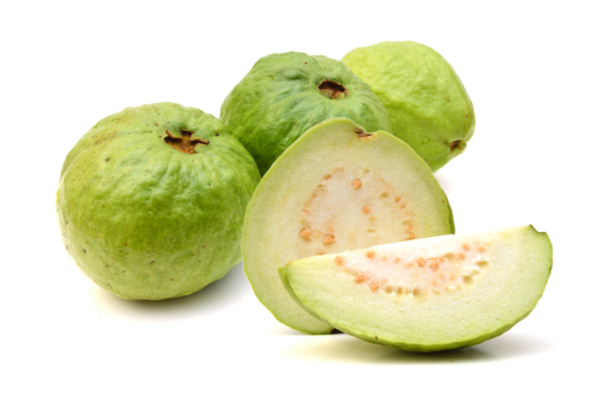Unripe Guava health benefit