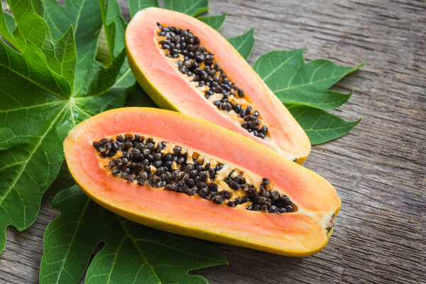 Ripe Papaya benefits