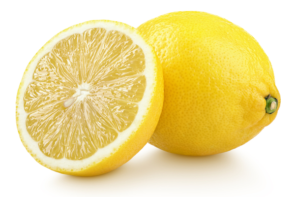 Lemon benefits for cracked heel